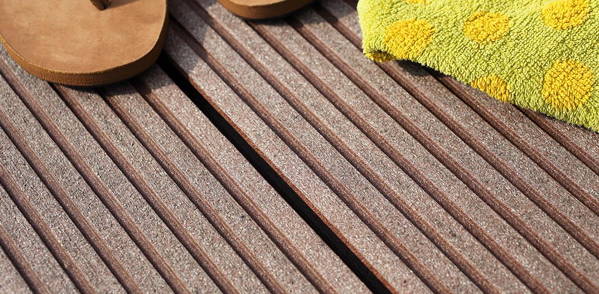 Terassenboden aus Holz von Holz Heck