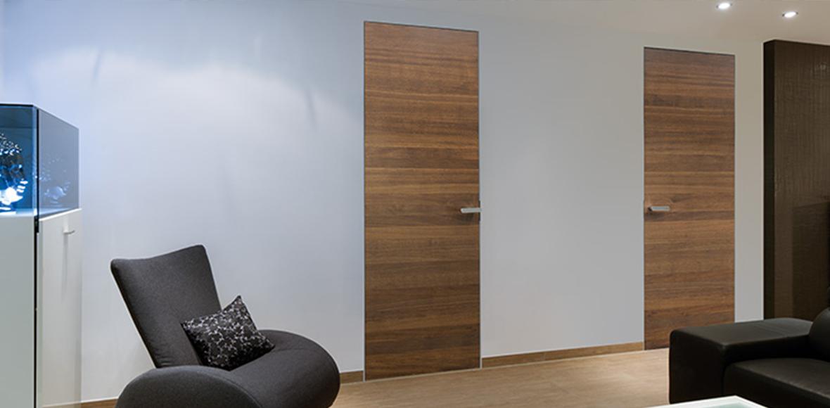 Minimaler und eleganter Wohnraum