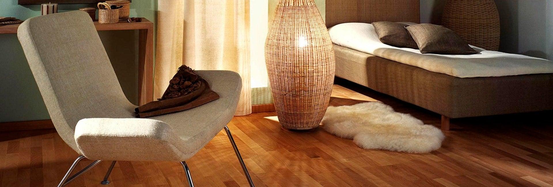 Wohnzimmer von Holz Heck